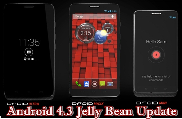 Motorola  Android 4.3