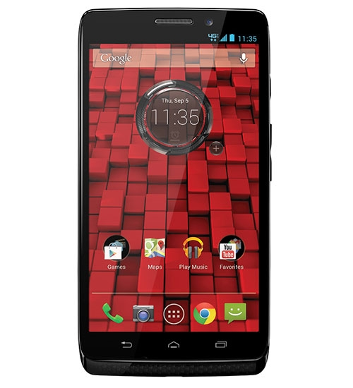 Motorola Droid Ultra Phone