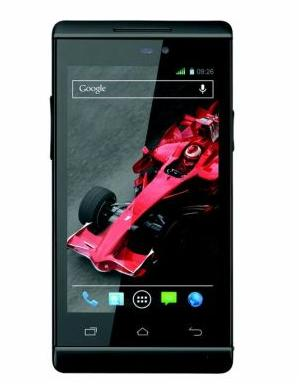 Xolo A500S Phone Side