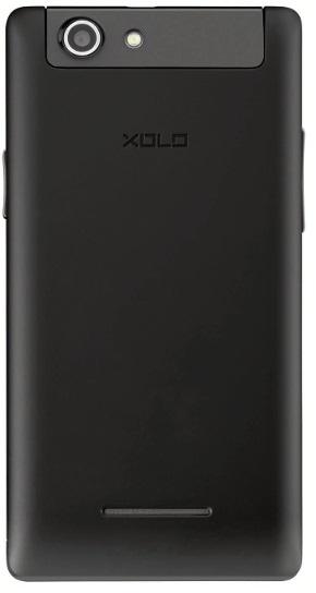 Xolo A500S Phone Side