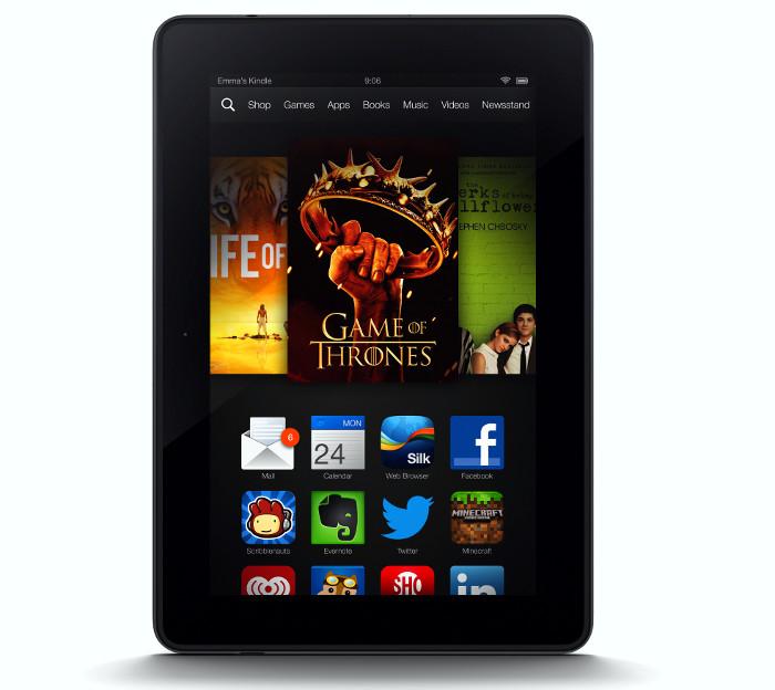 Amazon Kindle Fire HDX 7-Inch
