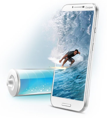 Coolpad 5.9 phablet