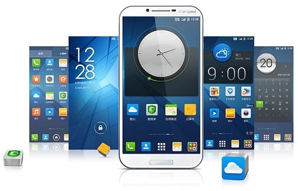 Coolpad MagView 4 Phablet