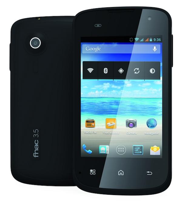 Fnac 3.5 Phone