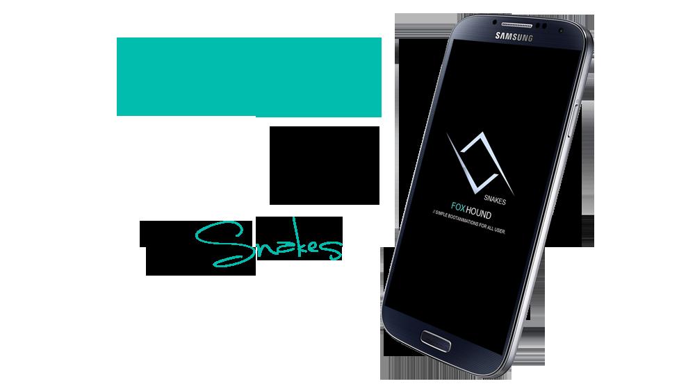 Foxhound Galaxy S4