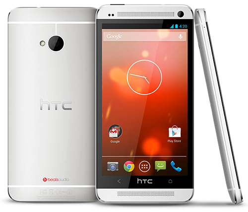 HTC One Stock Android update