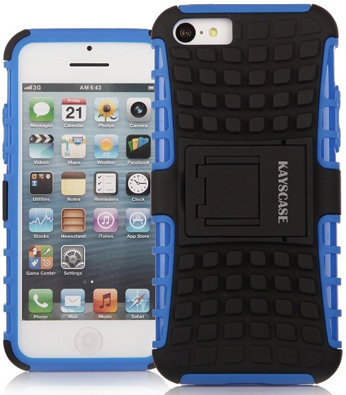 KaysCase Armor Box iPhone 5C Case