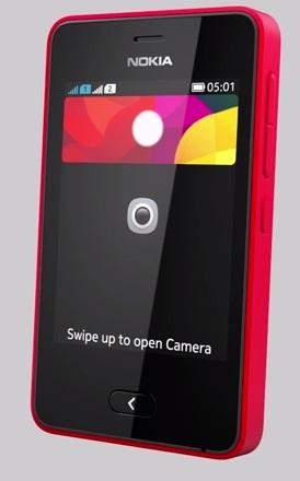 Nokia Asha 501 Camera