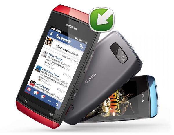 Nokia Asha Phone Update