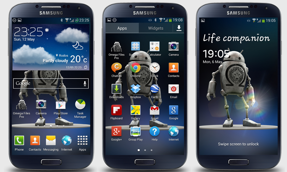 Omega v9.0 Jelly Bean 4.2.2