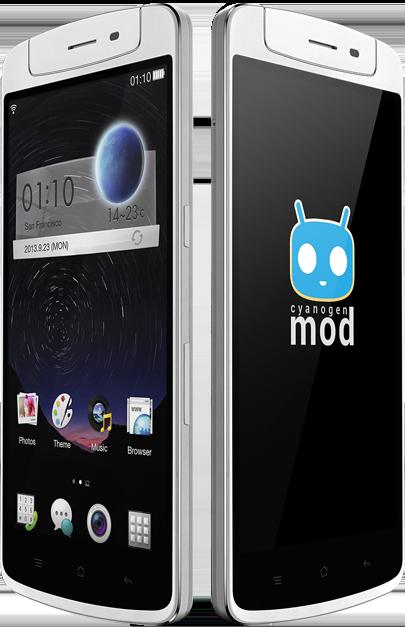 Oppo N1 Phone