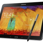 Samsung Galaxy Note 10.1 2014 Edition Front