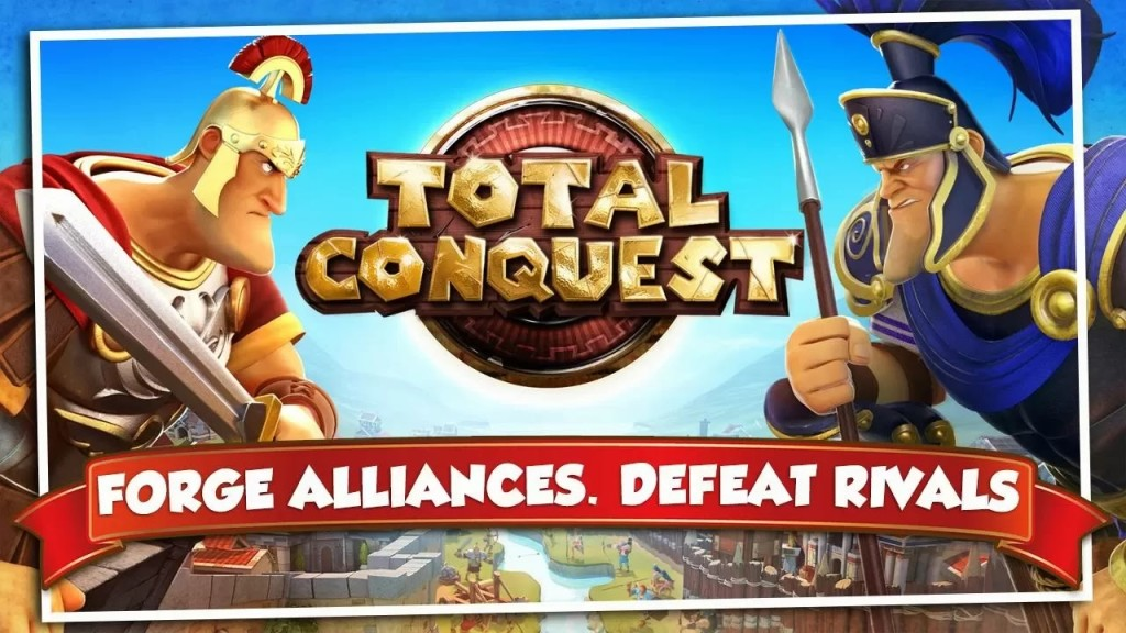 Total Conquest game