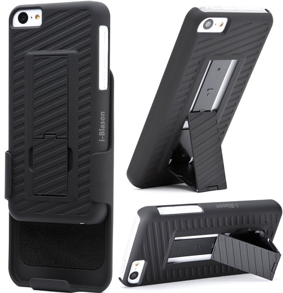 i-Blason iPhone 5C Case + Stand