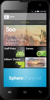 BQ S50 Phone