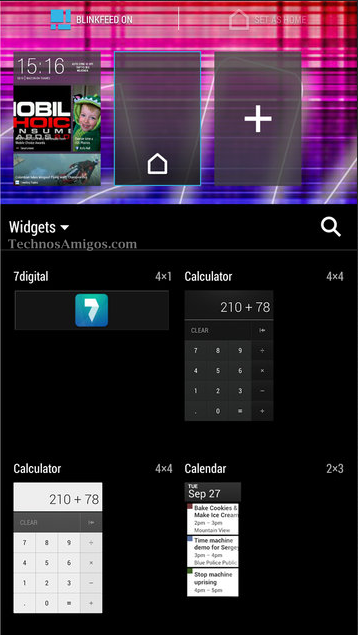 Blinkfeed Off HTC Sense 5.5