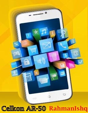 Celkon AR 50 RahmanIshq Phone