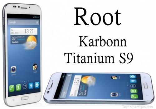 Karbonn Titanium S9