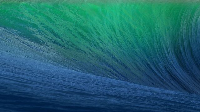 Mavericks Default Wallpapers