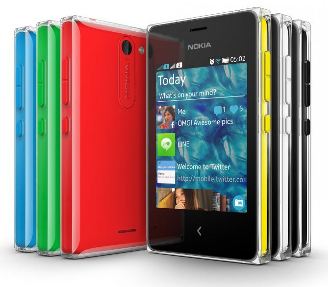 Nokia Asha 502 phone specs, features, review