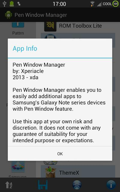 Pen Window Manager apk