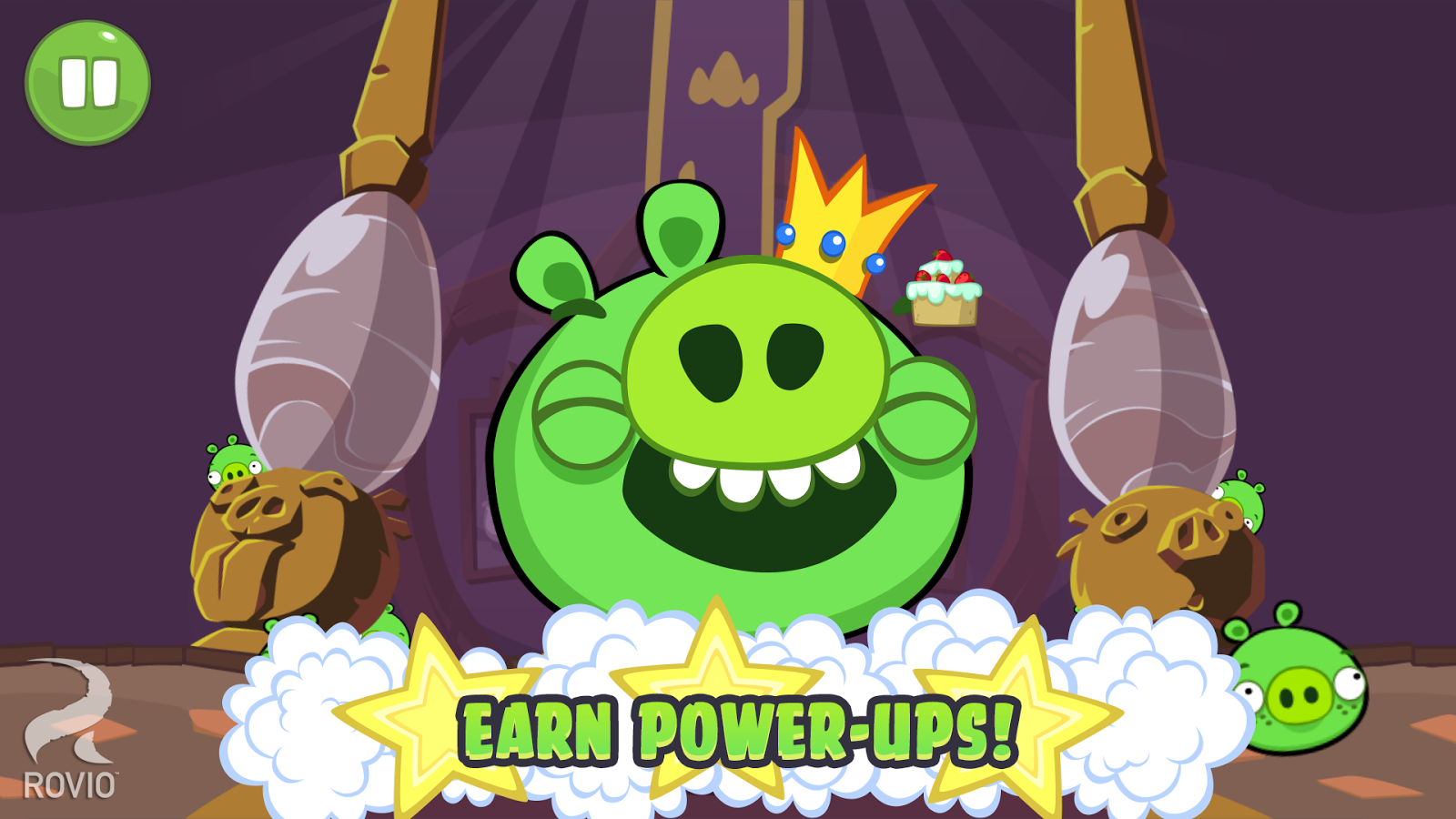 Rovio Bad Piggies game