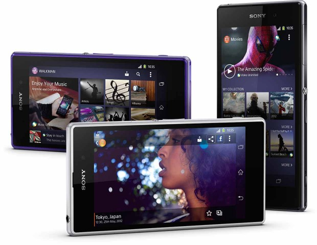 Sony Xperia Z1 Walkman Apps