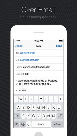 Square Cash app ios