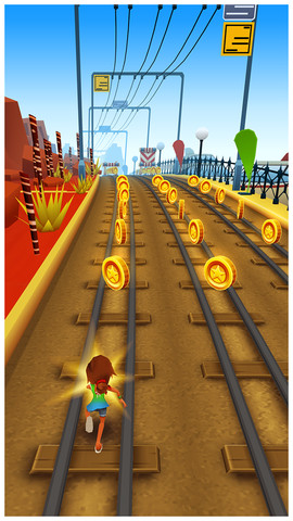 Subway Surfers Riga