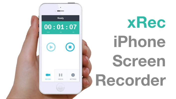 iPhone screen recorder app