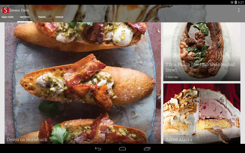 Google Play Newsstand App