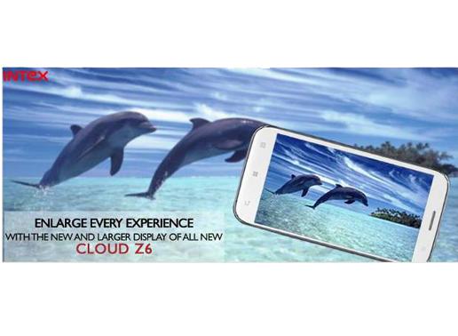 Intex Cloud Z6