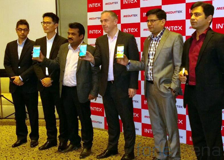Intex i17 Octa-core phone
