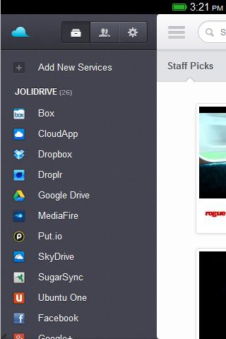 Jolidrive Firefox
