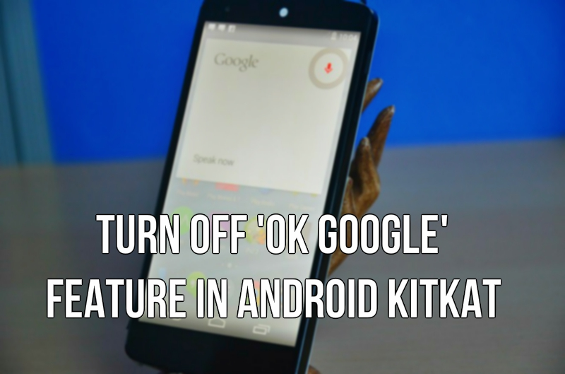 Ok Google Kitkat Phones