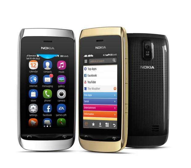 Unlock Nokia Asha 309