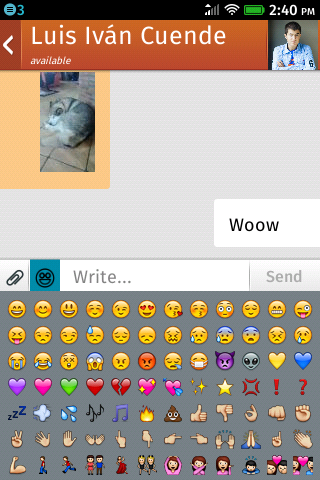 Wassap Emoji
