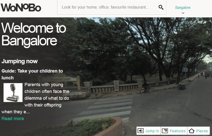 Wonobo Street View