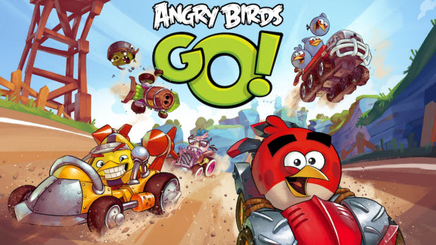 Angry Birds Go unlimited coins
