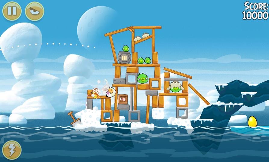Angry Birds Seasons Arctic
