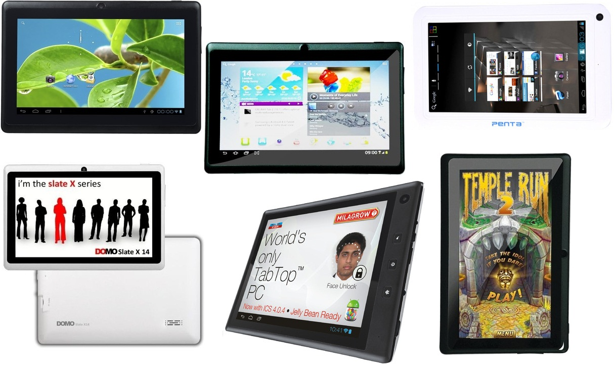 Best Android tablets cheap