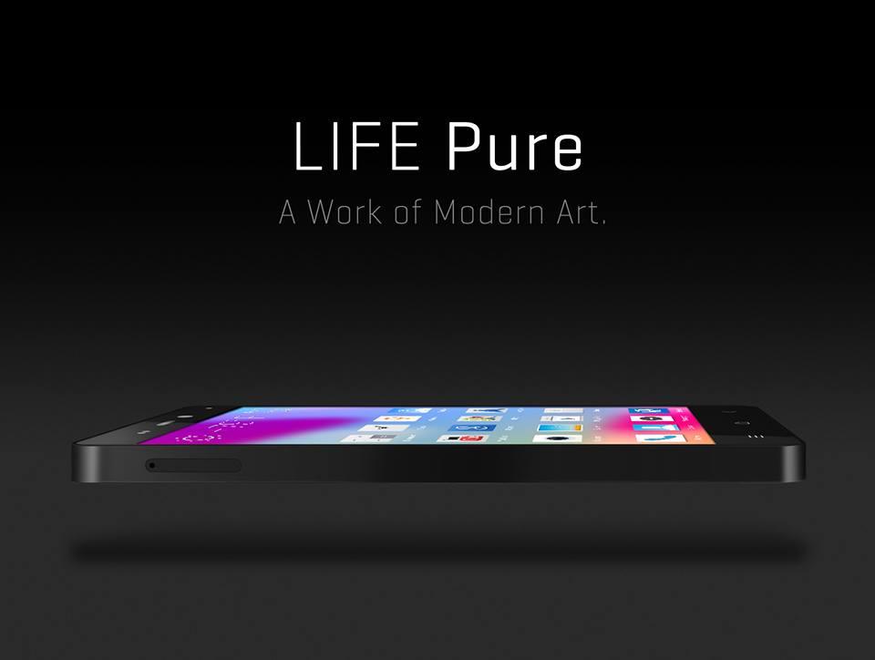 Blu Life Pure