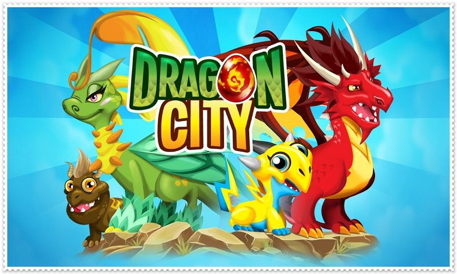 Dragon City game