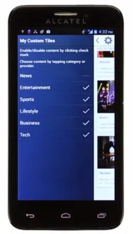 MetroZone App Settings