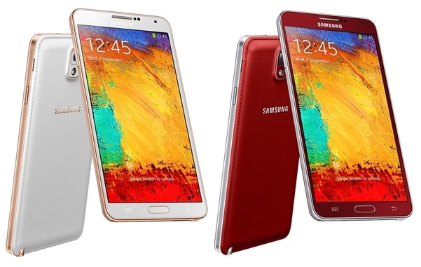Samsung Galaxy Note 3 Sales figures