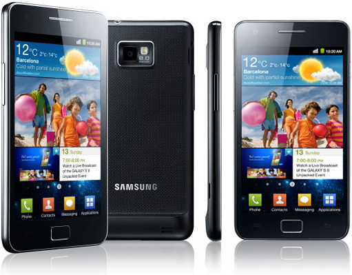 Samsung Galaxy S2 Skyrocket