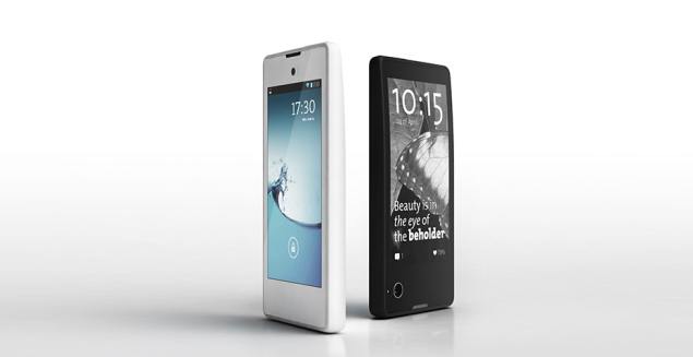 YotaPhone E-ink Smartphone