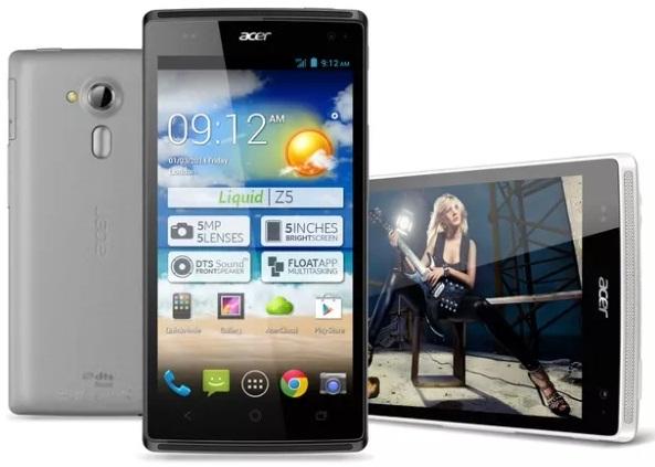 Acer Liquid Z5 Phone