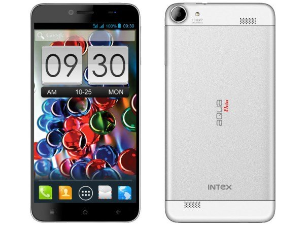Intex Aqua Octa review