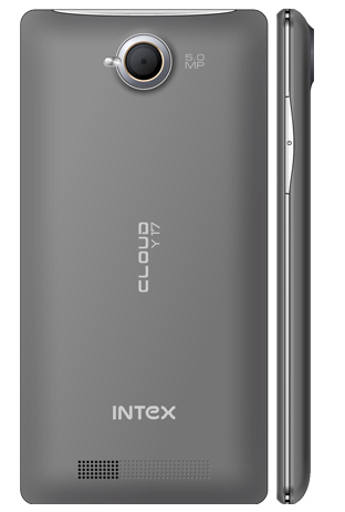 Intex Cloud Y17 review, specs
